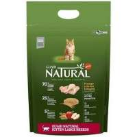Natural Kitten Food Large Breeds