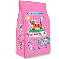 Pretty Cat Euro Mix Double Effect, 20 кг