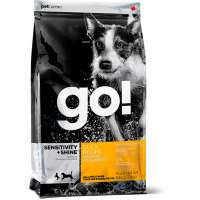 Go Natural Sensitivity Shine Duck Dog, 11,35 кг