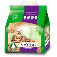 Cats Best Smart Pellets 5 кг, 10 л