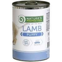 Nature's Protection Puppy Lamb, 400 г