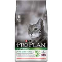 Purina Pro Plan Sterilised Salmon, 1,5 кг