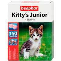 Beaphar Kitty`s Junior, 1000 таб