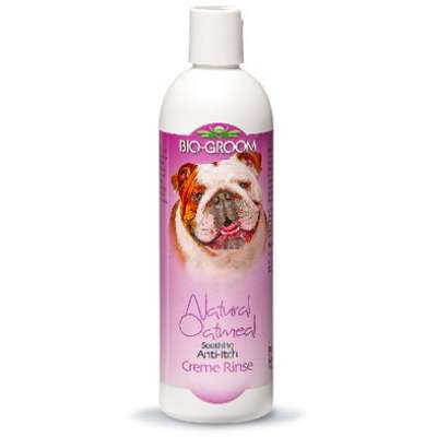 Шампунь коллоидное толокно для собак Bio-Groom Natural Oatmeal Shampoo 355 мл
