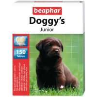 Beaphar Doggy's Junior, 150 таб