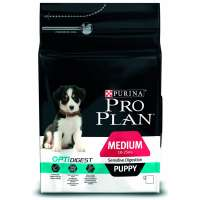 Purina Pro Plan Puppy Sensitive Digestion Lamb & Rice, 3 кг