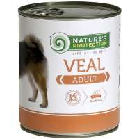 Nature's Protection Adult Veal, 800 г
