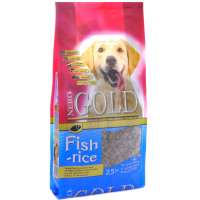 Nero Gold Fish & Rice, 12 кг