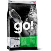 Go Natural Sensitivity Shine Freshwater Trout & Salmon Cat, 3,63 кг