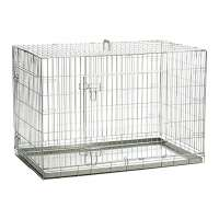 Beeztees Steel Cage, 121 * 78 * 84 см
