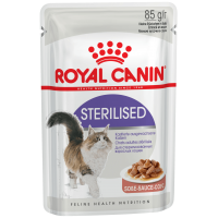 Royal Canin Sterilised, Соус