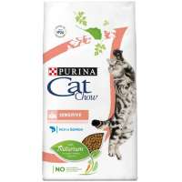 Cat Chow Adult Sensitive, 1,5 кг