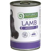 Nature's Protection Adult Lamb, 400 г