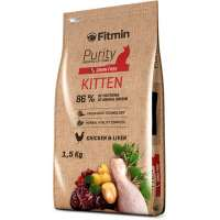 Fitmin Purity Kitten 1,5 кг