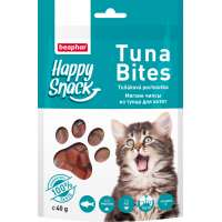 Beaphar Happy Snack Tuna Bites, 40 г