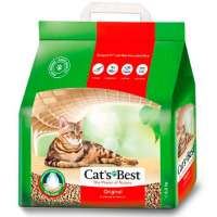 Cats Best Original Oko plus 2,1 кг, 5 л
