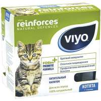 Viyo Reinforces Cat Kitten, 30 мл