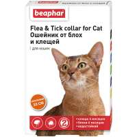 Flea & Tick Collar Cat Blue
