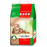 Cats Best Original Oko plus 4,3 кг, 10 л
