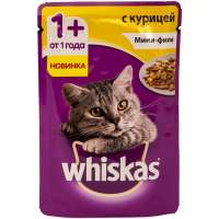 Whiskas Cat Chicken, 85 г