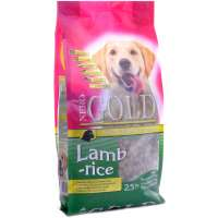 Nero Gold Lamb & Rice, 18 кг