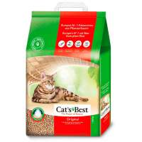 Cats Best Original Oko plus 8,6 кг, 20 л