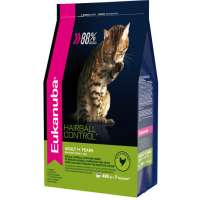 Eukanuba Cat Hairball, 400 г