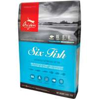 Orijen Cat Six Fish, 5,4 кг