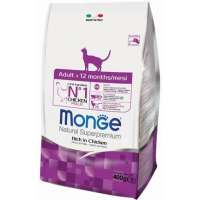 Monge Adult Cat Chiken, 400 г