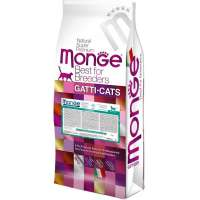 Monge Cat Hairball, 10 кг