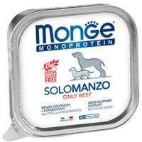 Dog Monoprotein Solo Beef