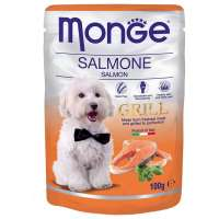 Dog Grill Pouch Salmon