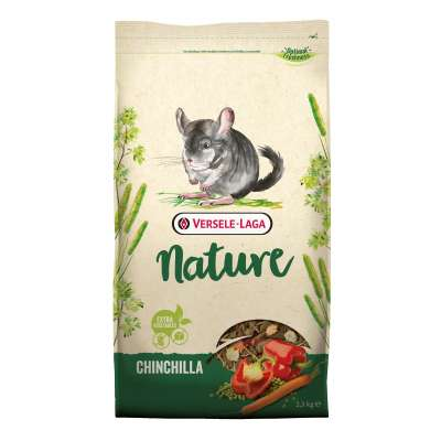 Корм для шиншилл Versele-Laga Chinchilla Nature New Premium 2,3 кг