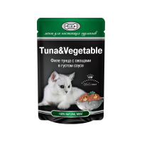 Cat Tuna & Vegetables