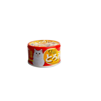 Canned Cat Squid & Chicken Fillet & Marbled Tuna