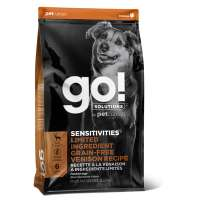 Sensitivities Limited Ingredient Grain-Free Venison recipe for dogs 22/12