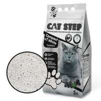 Compact White CarbonCat step<br />0.5 Stars