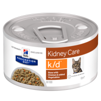 Canned Cat Chicken k/d, Ragaout