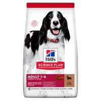 Adult Dog Medium Breed Lamb & Rice
