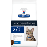 Prescription Diet Food Sensitivities z/d