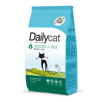 Dailycat ADULT Chicken & Rice 400 г