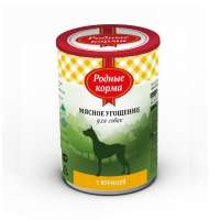Родные корма Canned Chicken, 340 г