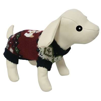 Свитер, 18 см Dezzie Knitted for dogs 20 см