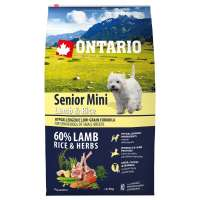 Senior Mini Lamb&Rice