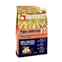 Puppy&Junior Large Chicken&Potatoes