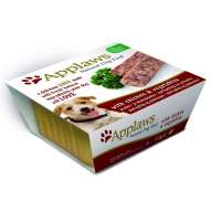 Applaws Dog Pate with Chicken&vegetables, 150 г
