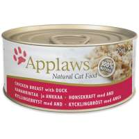 Applaws Cat Chicken&Duck, 70 г