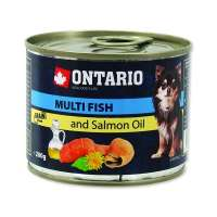 Mini Multi Fish&Salmon oil