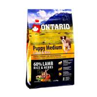 Puppy Medium Lamb&Rice