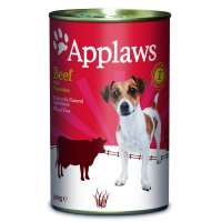 Applaws Dog Tin Beef with Vegetables, 400 г